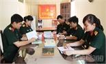 Phổ biến, giáo dục pháp luật trong lực lượng vũ trang