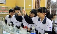 Xây dựng hệ thống các bài thực hành môn Hoá học ở trường THPT theo mô hình định hướng sản phẩm