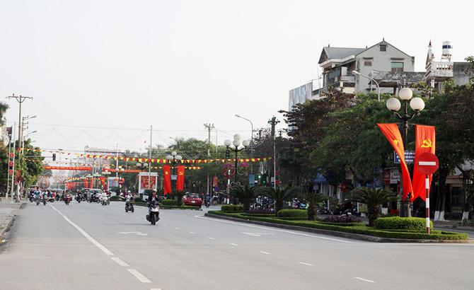 TP Bắc Giang, hưởng ứng, Chiến dịch,  Làm cho thế giới sạch hơn