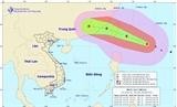 Bão Megi mạnh cấp 14 tiến vào Biển Đông
