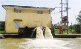 Việt Yên: Hỗ trợ cải tạo trạm bơm cục bộ