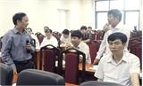 Sở Tư pháp Bắc Giang đối thoại với doanh nghiệp về thủ tục hành chính