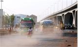 Ô nhiễm khói, bụi: Ẩn họa với cư dân đô thị