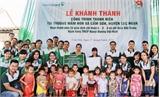 Vietcombank Bắc Giang: Chung tay vì cộng đồng