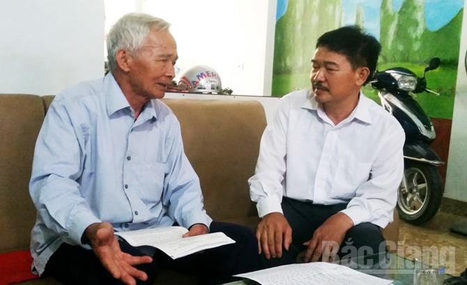 Sớm khôi phục tư cách hội viên cho CCB Phạm Văn Yên