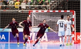 Vượt qua Iran, Nga vào chung kết World Cup futsal 2016