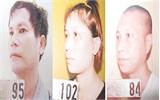 Tiếp tục truy tố cặp tình nhân và các bị can mua bán 523 bánh heroin