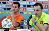 Bảo Quân thay HLV Bruno dẫn dắt tuyển futsal Việt Nam