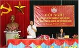 Đại biểu Quốc hội tiếp xúc cử tri huyện Lục Nam