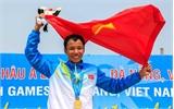 """ABG5: Điền kinh lập cú đúp """"vàng"""", đoàn thể thao Việt Nam xây chắc ngôi đầu"""