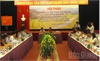 Báo Đảng các tỉnh, TP phía Bắc đẩy mạnh tuyên truyền về tái cơ cấu nông nghiệp gắn với XDNTM