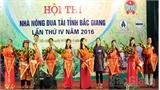 """Hội Nông dân huyện Hiệp Hòa đoạt giải Nhất hội thi """"Nhà nông đua tài"""" tỉnh Bắc Giang"""