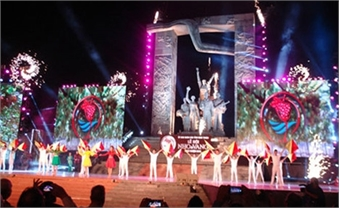 Wine and Grape Festival 2016 opens in Ninh Thuan