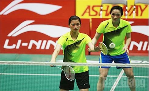Cầu lông nữ Bắc Giang: Giữ ngôi vô địch và áp lực cạnh tranh từ mùa giải sau