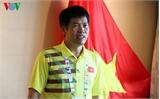 """""""Đoàn thể thao Việt Nam đã vượt xa chỉ tiêu tại ABG 5"""""""