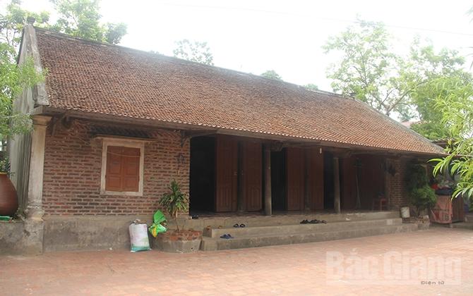 Ngôi nhà cổ, ghi dấu, Tổng sư, Nguyễn Khắc Nhu