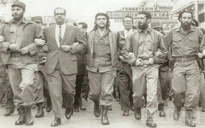 Che Guevara, hiệp sĩ, cách mạng châu Mỹ Latinh