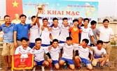 Giải bóng đá học sinh huyện Hiệp Hòa: Trường THPT Hiệp Hòa số 2 giành chức vô địch
