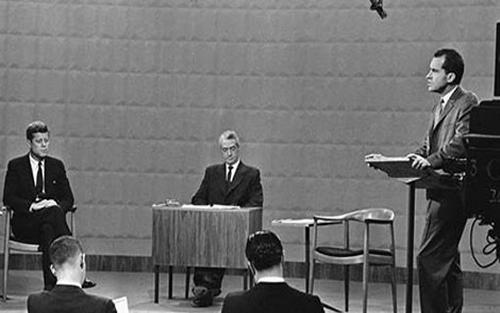Tranh luận trên truyền hình, đặc thù, bầu cử, tổng thống Mỹ