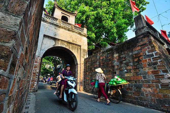 Autumn, October, Hanoi