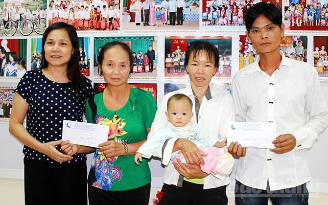 Hỗ trợ, hơn 112 triệu đồng, trẻ em nghèo, phẫu thuật tim