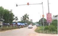 Đèn tín hiệu giao thông sử dụng năng lượng mặt trời