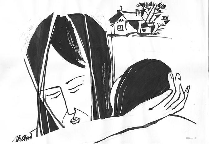 Người mẹ thứ hai, mẹ kế, chăm sóc