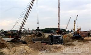 Vi phạm khai thác khoáng sản: Quản lý chưa chặt, xử lý chưa nghiêm