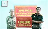 550 triệu đồng hỗ trợ người có công về nhà ở
