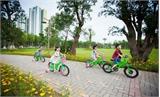 Những điểm vui chơi lý tưởng cho bé dịp cuối tuần ở Hà Nội