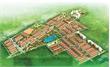 Công ty cổ phần Địa ốc An Huy - Chi nhánh Bắc Giang: Khu đô thị An Huy thị trấn Cao Thượng