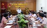 Kiểm tra cải cách hành chính tại Sở Lao động - Thương binh và Xã hội