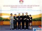 Quan chức SOM họp chuẩn bị cho Hội nghị cấp cao CLMV 8 và ACMECS 7