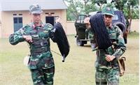 Tiểu đoàn Thông tin 463: Làm chủ khí tài, thông tin thông suốt