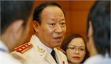 """Thứ trưởng Bộ Công an Lê Quý Vương nói về """"đại án"""" Hà Văn Thắm"""