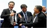 Eurozone đồng ý giải ngân 2,8 tỷ euro cho Hy Lạp