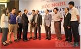 UBND tỉnh Bắc Giang gặp mặt các nhà đầu tư Hàn Quốc