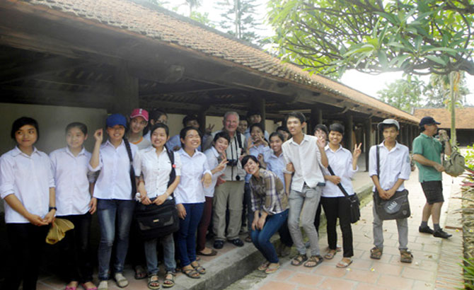 Exploring the heritage land, Bac Giang,relic sites, beauty spots, traditional craft villages.