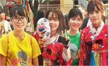 Lễ hội chữ Hàn 2016 quyên góp ủng hộ đồng bào miền Trung