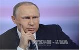 Tổng thống Putin: Nga không có kế hoạch quân sự tại Iraq, Libya