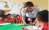 Cô giáo Nguyễn Thị Thoa: Nhiều sáng kiến giáo dục trẻ mầm non
