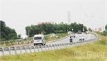 Giảm tốc độ trên cao tốc  Hà Nội - Bắc Giang