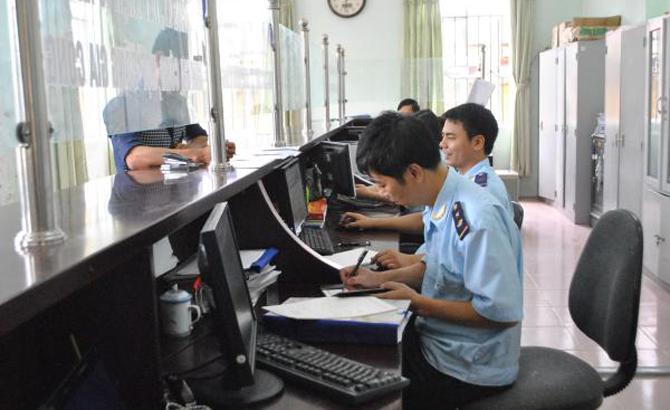 Tổng cục Hải quan, triển khai, phần mềm, dịch vụ công trực tuyến, 1-1-2017