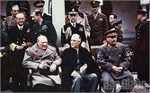 Vụ ám sát Stalin, Roosevelt, Churchill bất thành của Đức Quốc xã