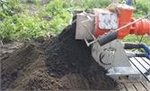Máy ép chất thải chăn nuôi có thể tạo nguồn thu cho nông dân