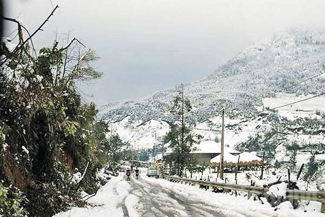 Những địa điểm du lịch tuyệt vời cho mùa đông