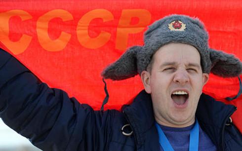 Hơn một nửa, dân số, Nga, nuối tiếc, Liên Xô