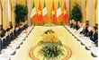 Irish President wishes to foster ties with Vietnam