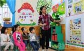 Cô giáo Nguyễn Thị Thương: Yêu nghề, mến trẻ, giàu sáng tạo