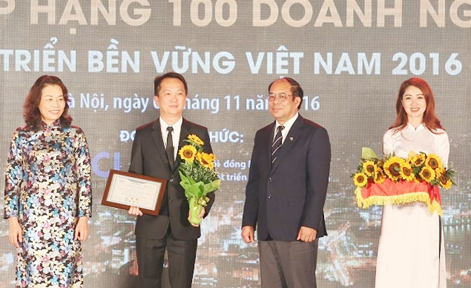 Vietnam honours enterprises with corporate sustainability